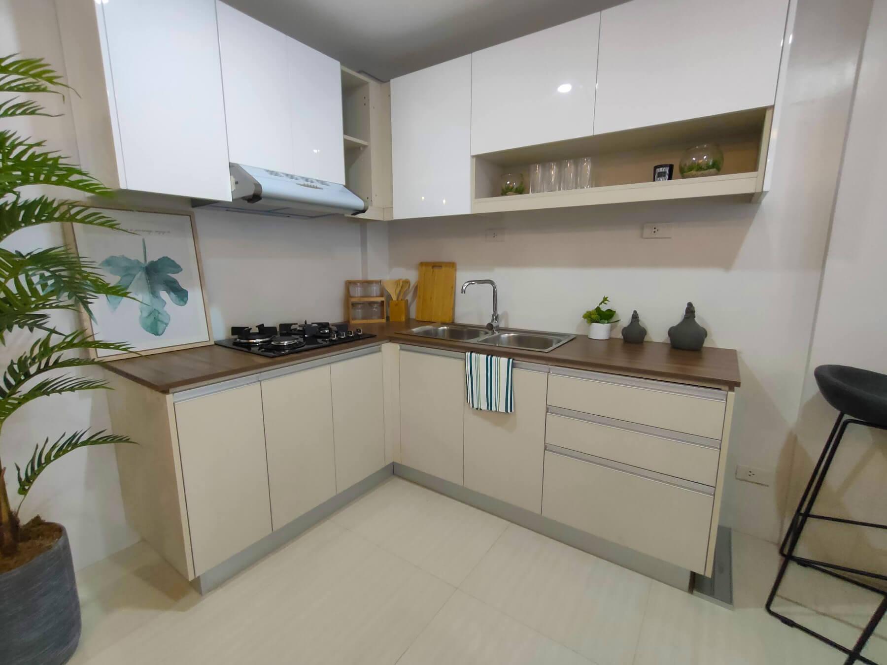 Brizlane Residences - Kitchen