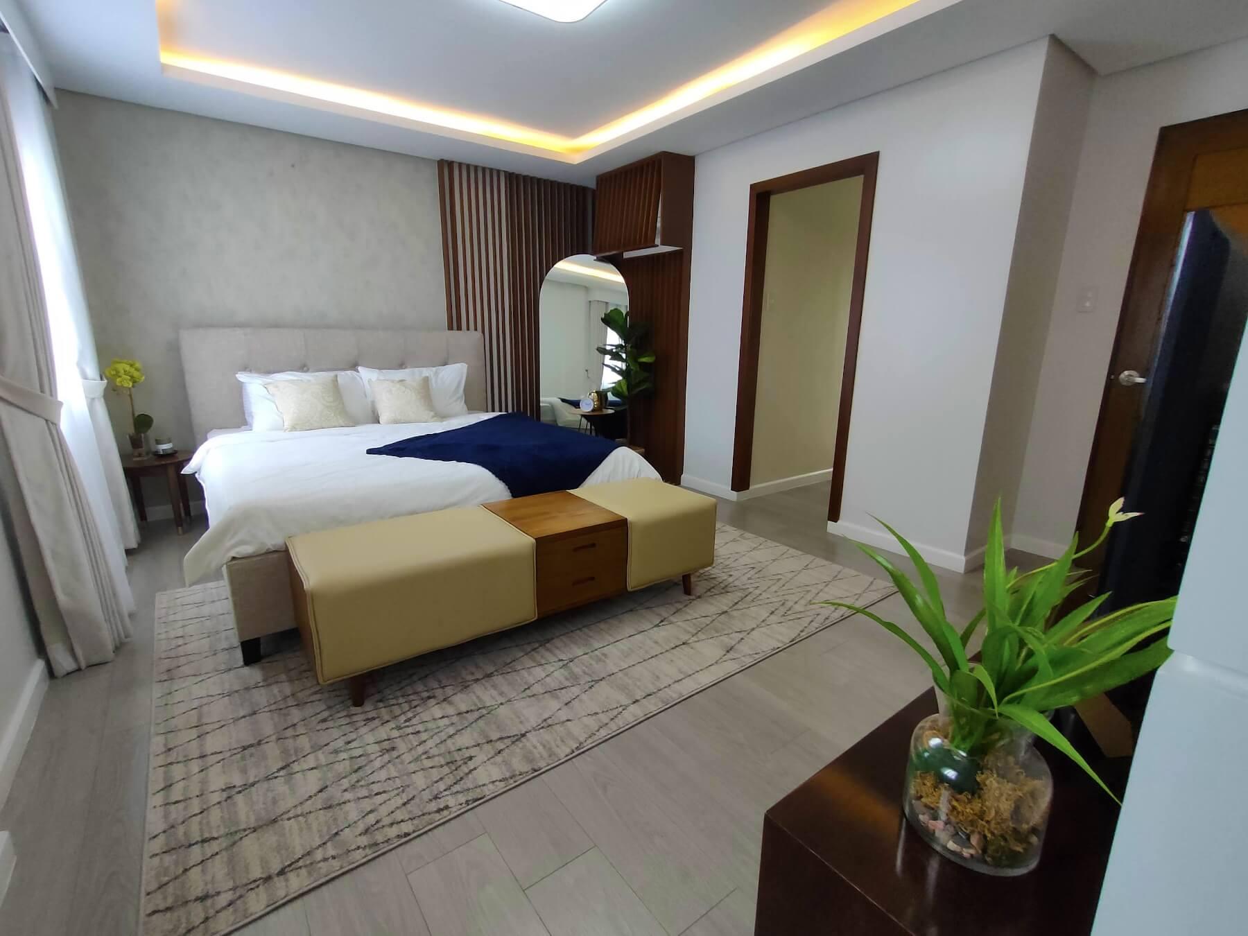 Brizlane Residences - Master's Bedroom