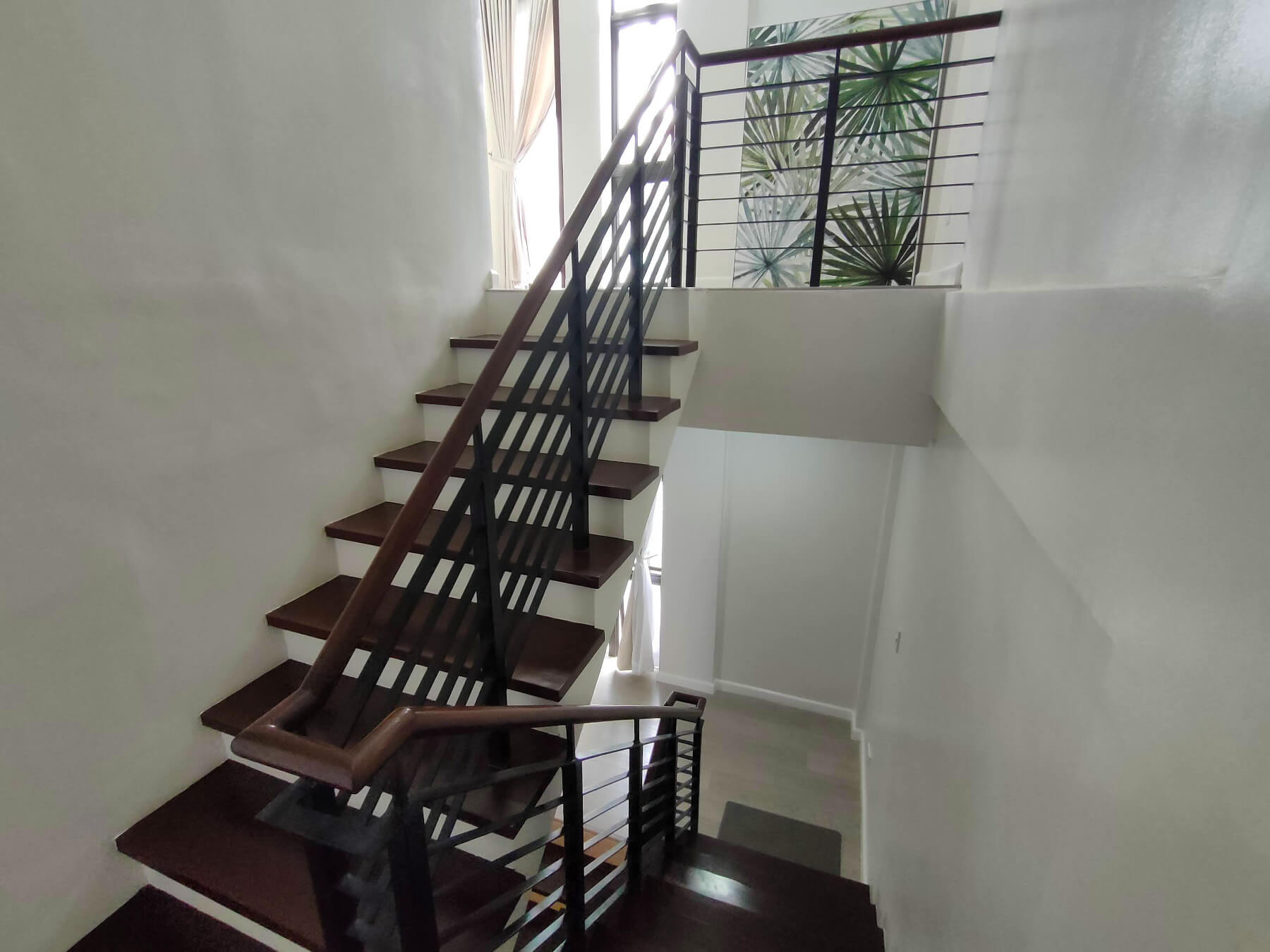 Brizlane Residences - Stairs to Third floor