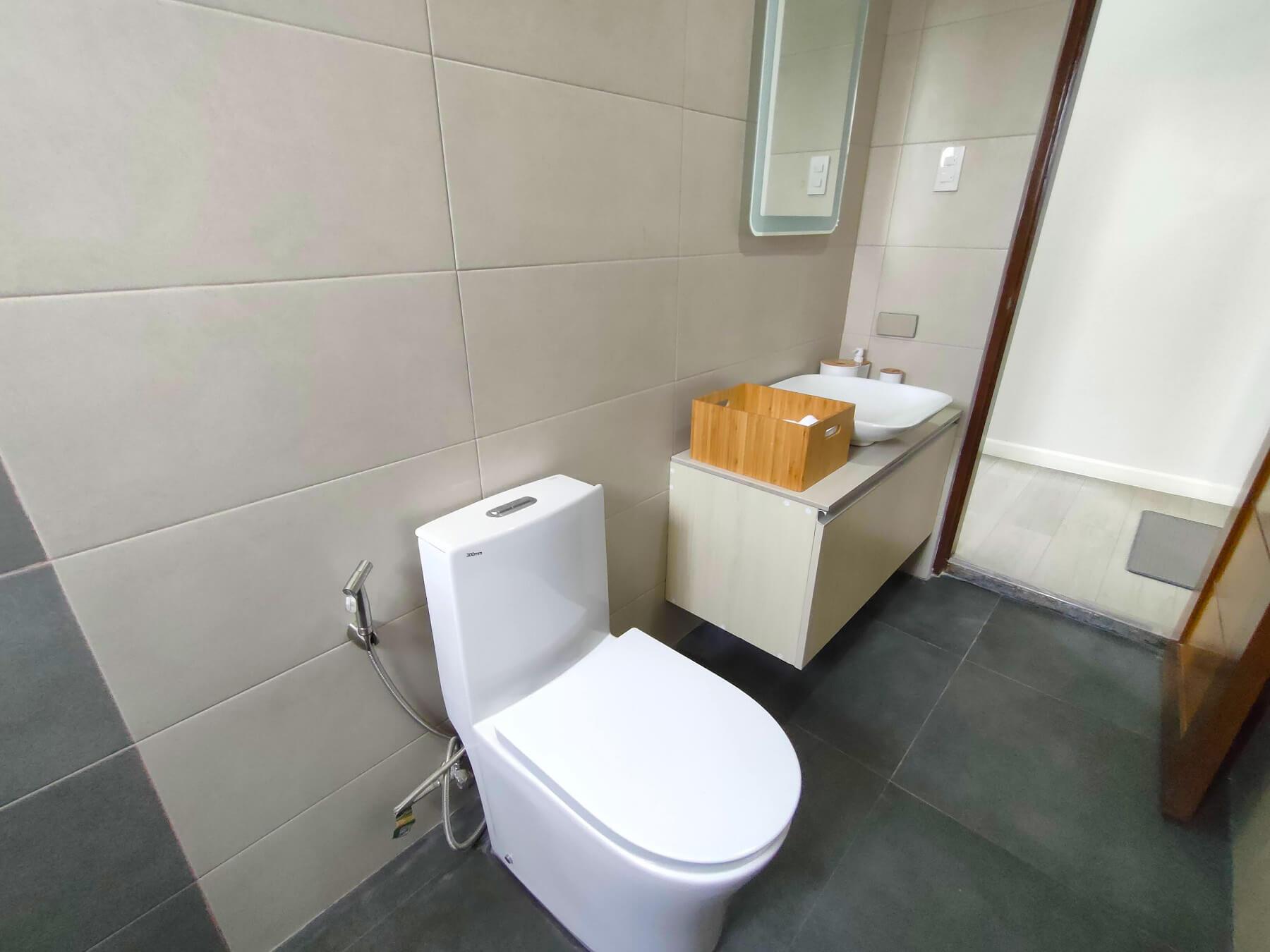 Brizlane Residences - Third floor common bathroom 2