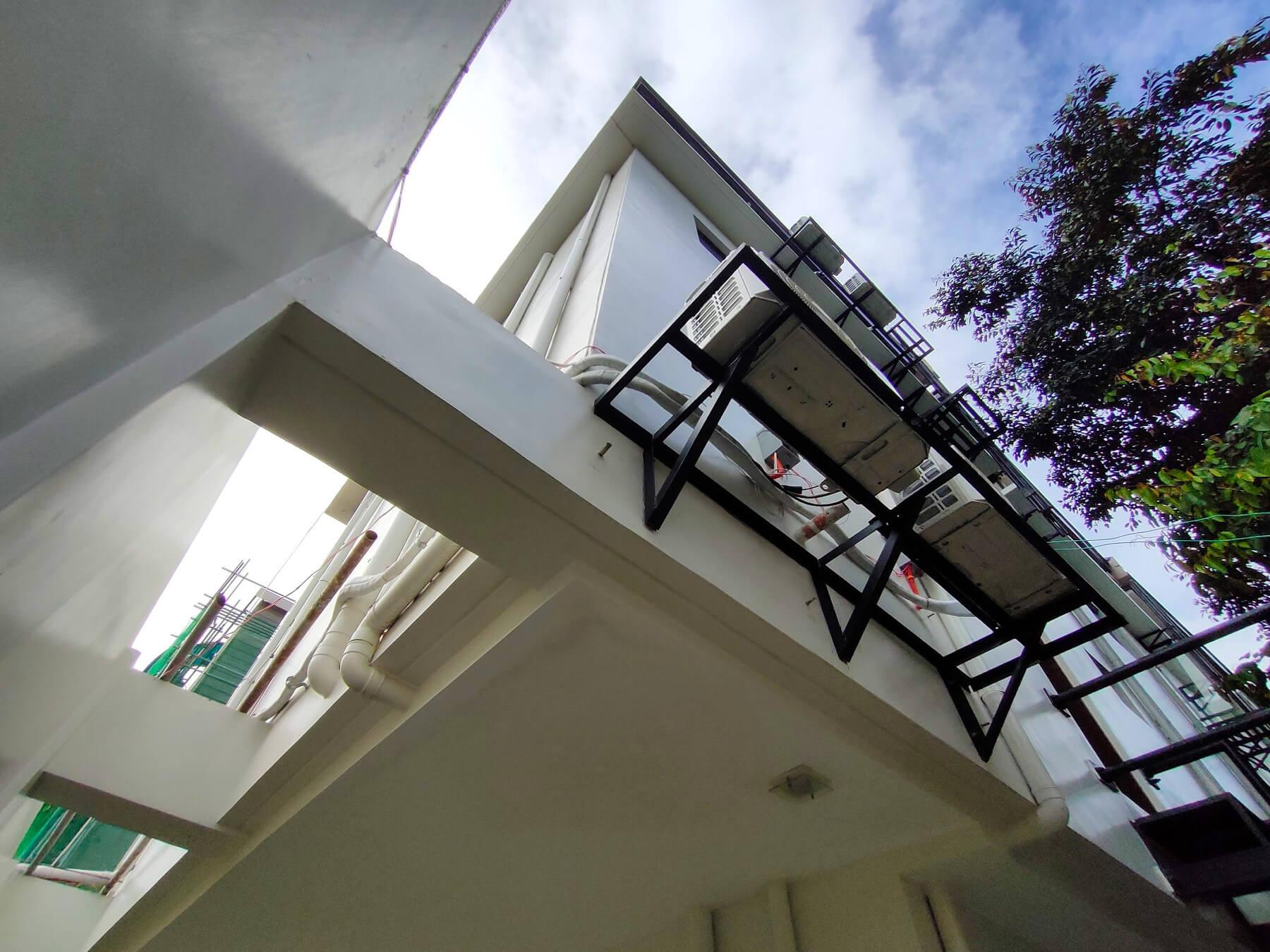 Brizlane Residences - Air-conditioning units