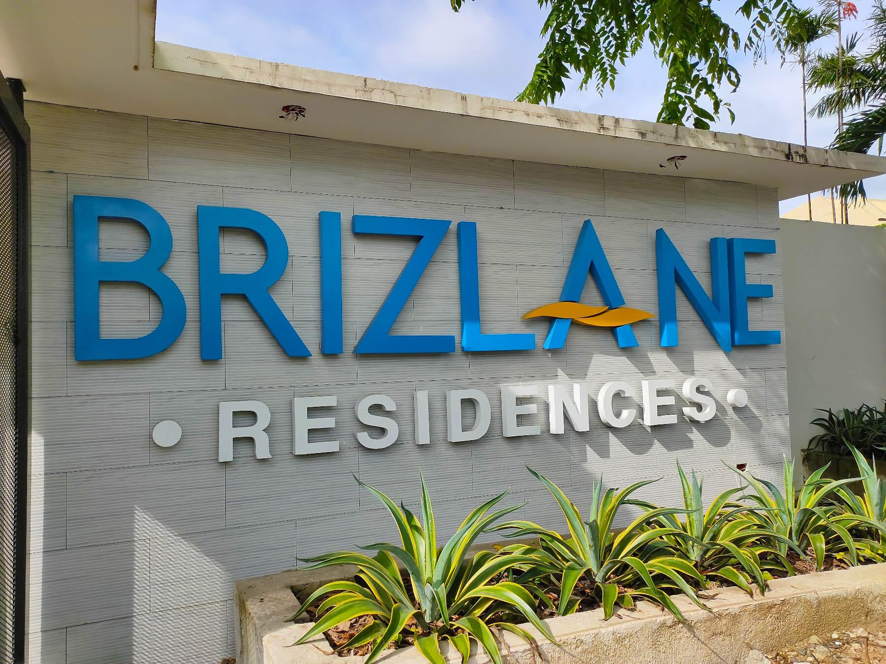 Brizlane Residences - Signage