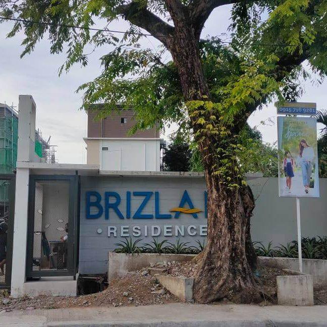 Brizlane Residences - Gate and Signage
